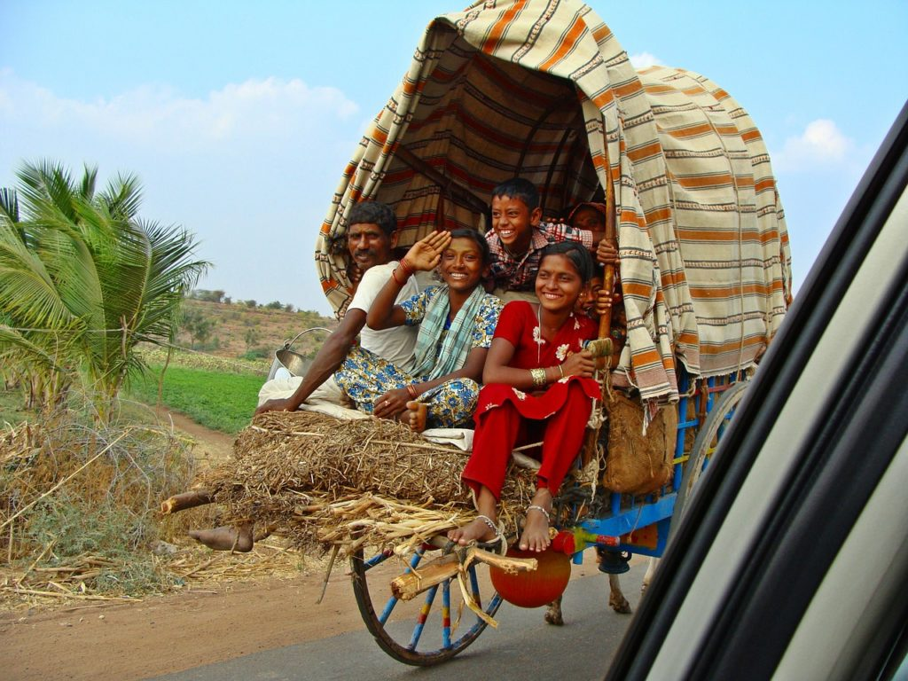 Dynamics of Rural Development
