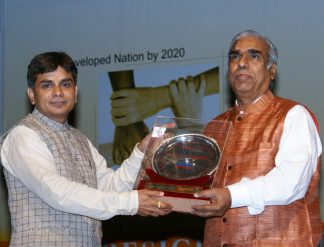 Foresight Award - L.V.Saptarishi