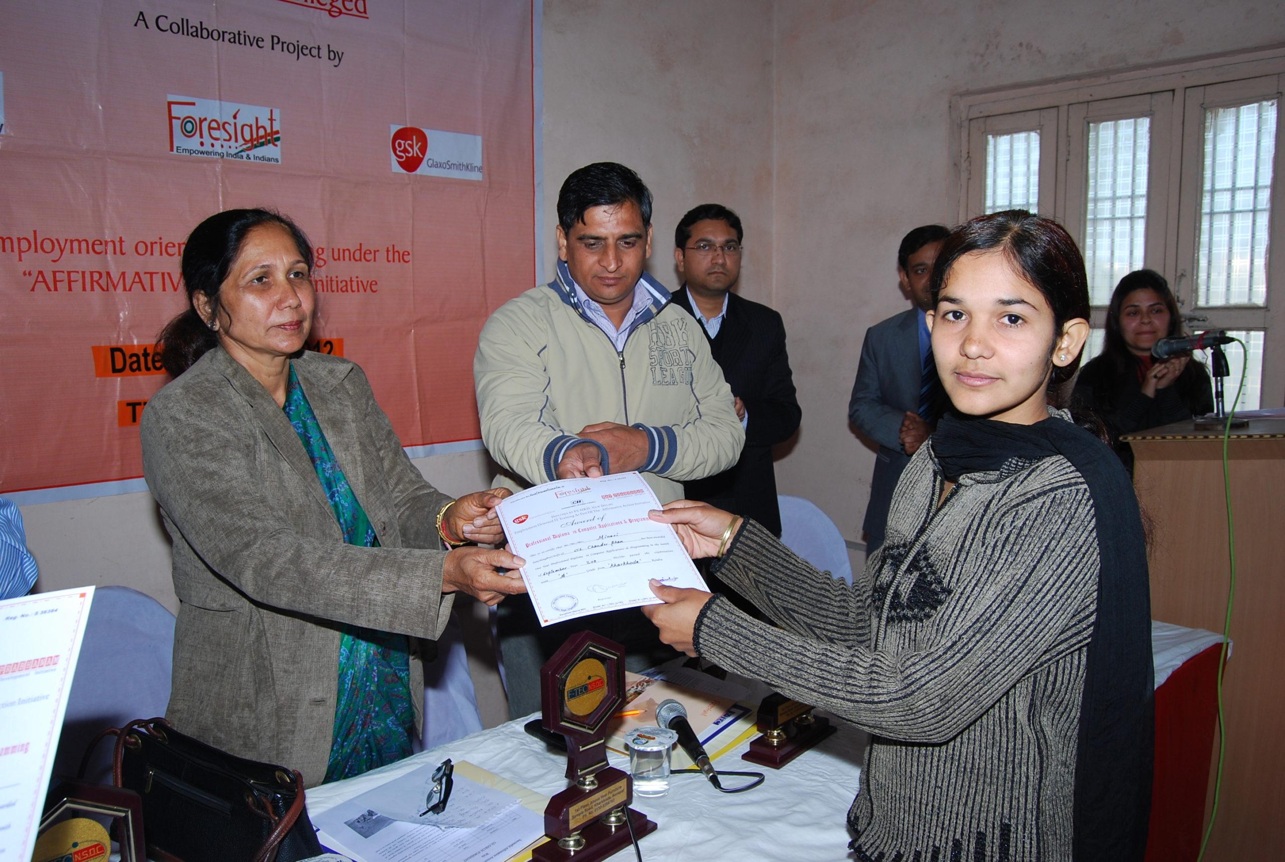 Foresight Initiative on  CSR with CII